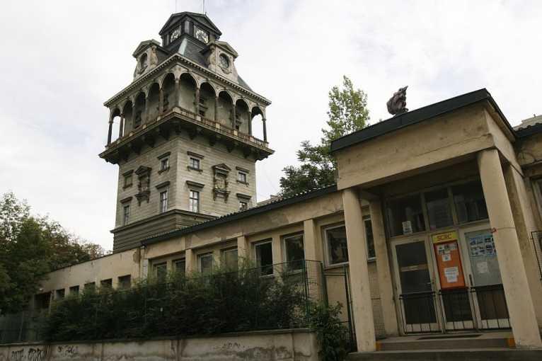 Den architektury: Letenská vodárenská věž