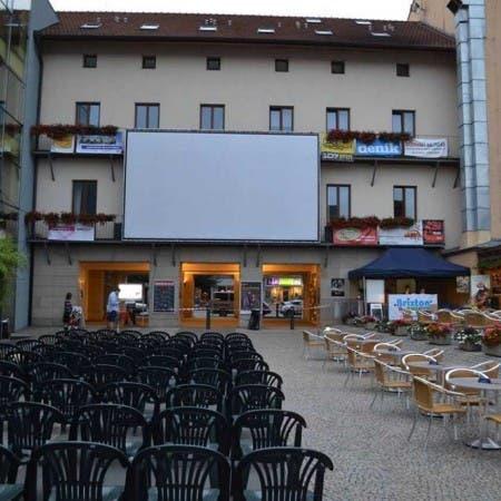 Letní kino Brno na Dvoře MdB