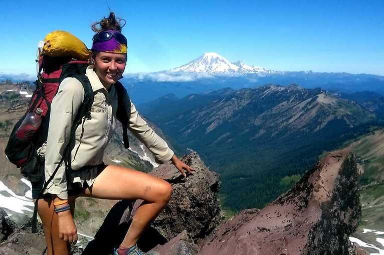Monika Benešová: 4 200 km sama pěšky z Mexika do Kanady