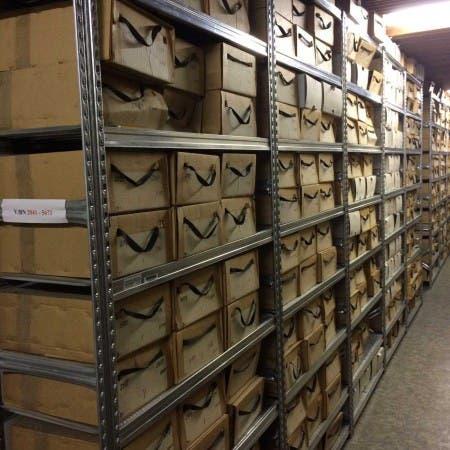 Oddělení archivních fondů operativních svazků a vyšetřovacích spisů