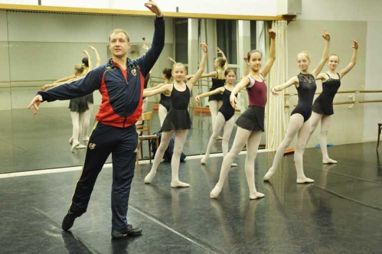 Ballettschule David Simic