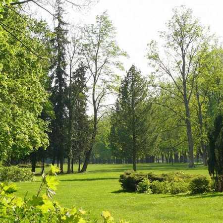 Zámecký park Choceň