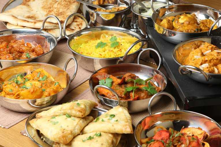 Pozdní večeře v Die Küche vol. 5: Indická kuchyně