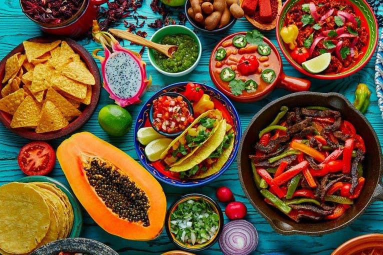 Ochutnávka Mexika