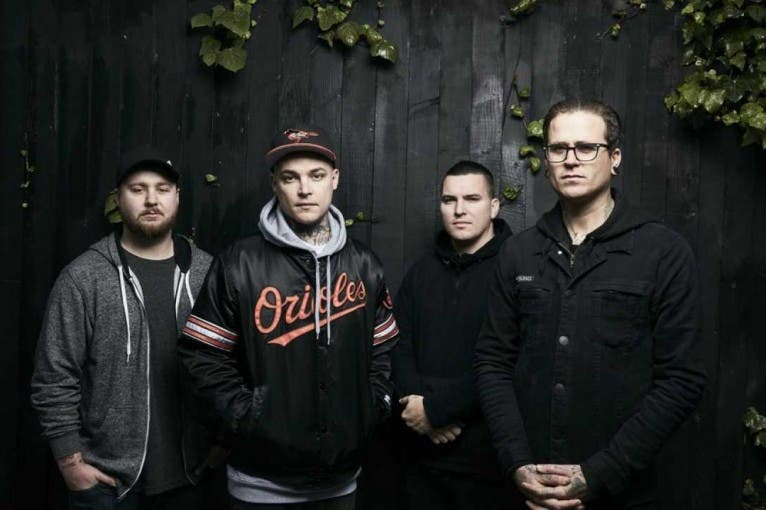 The Amity Affliction + Cane Hill