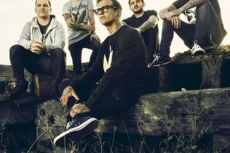 The Amity Affliction + The Plot In You + more