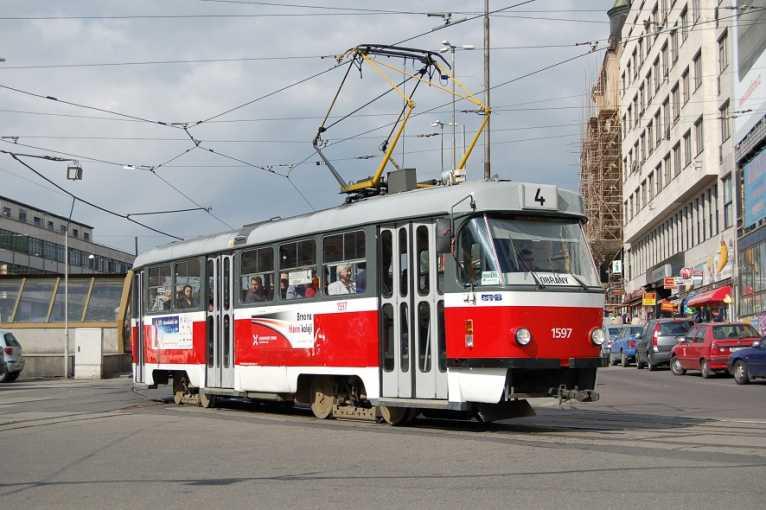 Budoucnost dopravy v Brně?