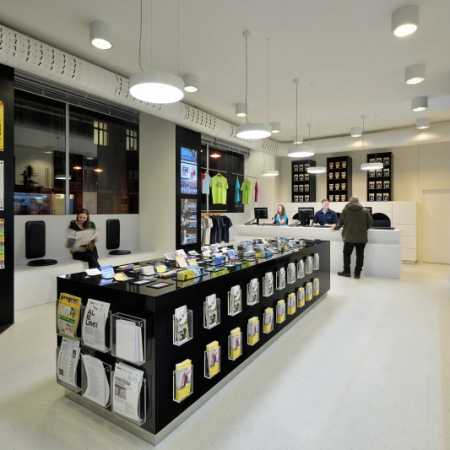 Infocenter Ostrava – Elektra