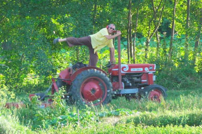 Happy Farmers