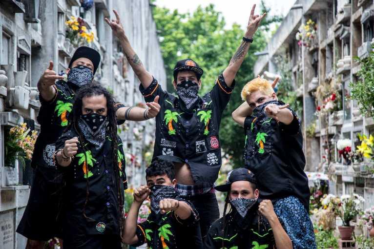 Anarkia Tropikal + Cumbia Cooperativa
