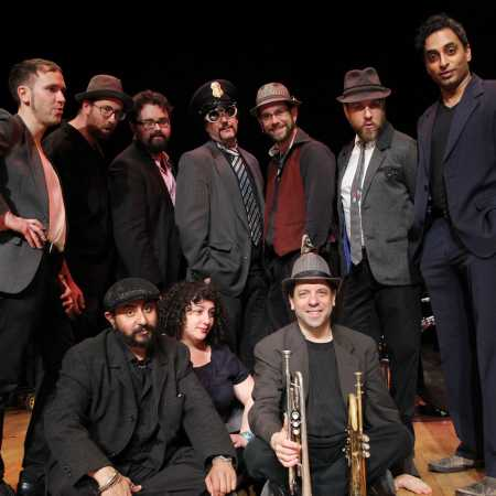 Frank London's Klezmer Brass All Stars
