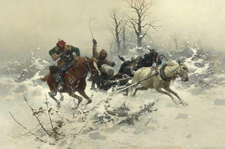 Wykłady Czwartkowe: Legenda Kresów w literaturze i malarstwie polskim XIX