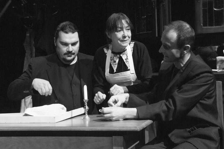 Čin. divadlo Jerzyho Szaniawského v Plocku: Myši Natálie Mooshabrové