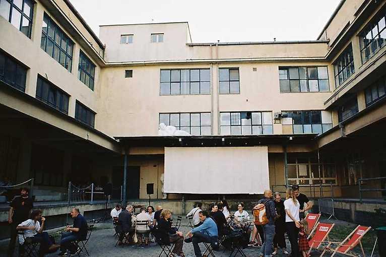 Letní kino na Pragovce 2018