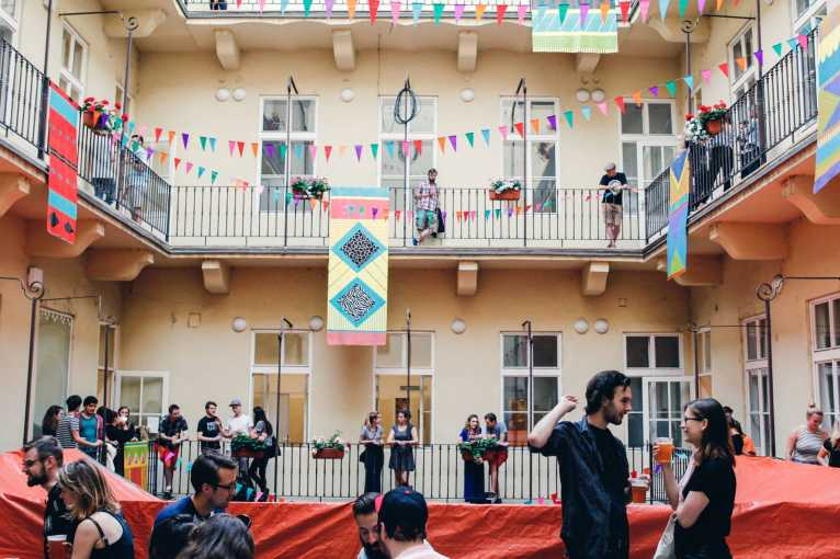 Festival Pavlač 2019