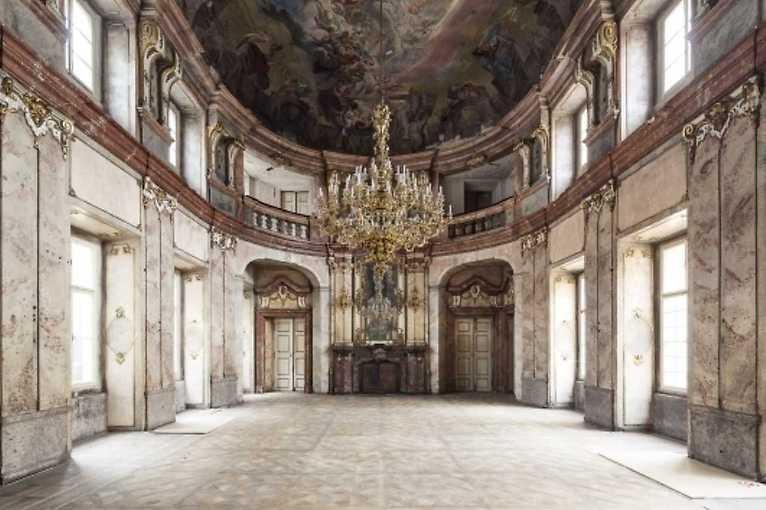 Lektorská prohlídka historických interiérů Colloredo-Mansfeldského paláce