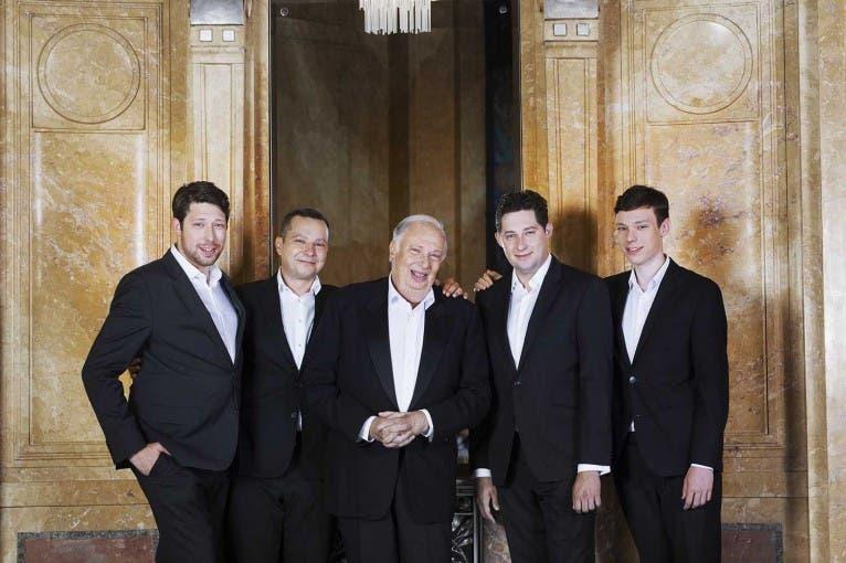 Ivan Klánský & Sons – Jubilee Concert in Rudolfinum