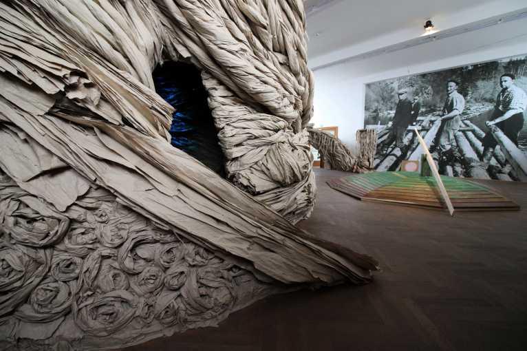 RecykLES – cesta dřeva