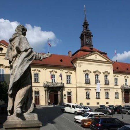 Nová radnice v Brně