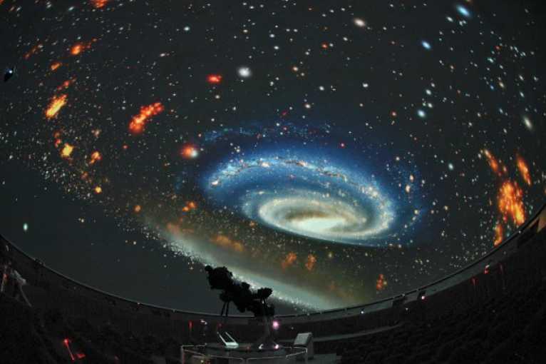 Ze Země do vesmíru
