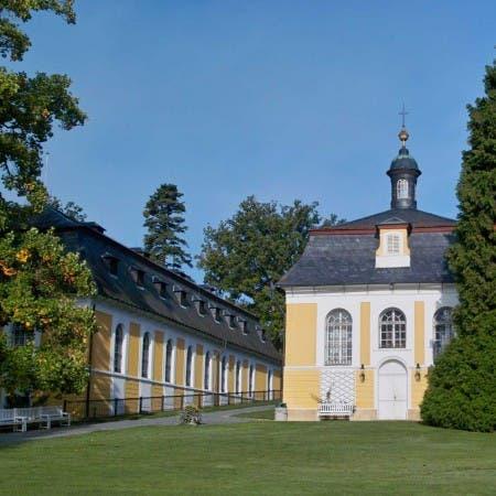 Jízdárna zámku Kozel