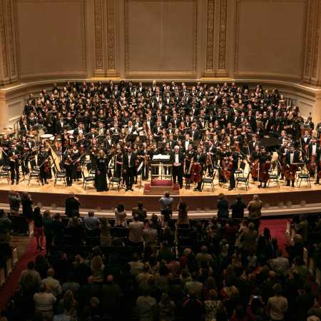 Metropolitan Youth Orchestra of New York