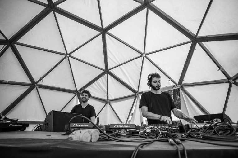 Harmony x Nite Vibes Open-Air: Natural Electronic System + PSJ + more
