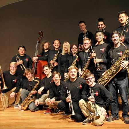 Elmhurst College Jazz Band