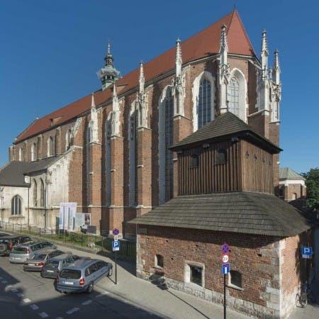 Kościół Rzymskokatolicki pw. św. Katarzyny Aleksandryjskiej Klasztoru Augustianów