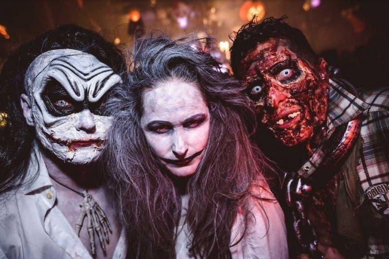 Bloody Sexy Halloween 2018 Praha