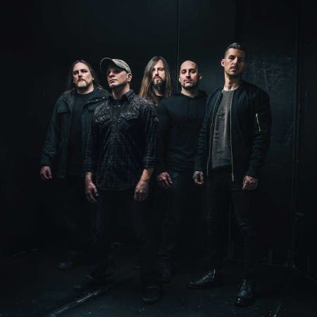 All That Remains + support: Brando's Eyes