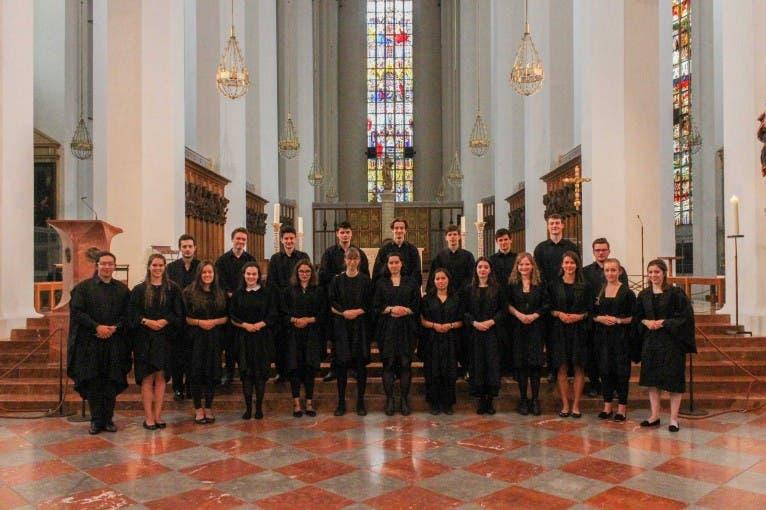 The Charter Choir of Homerton College: Mass