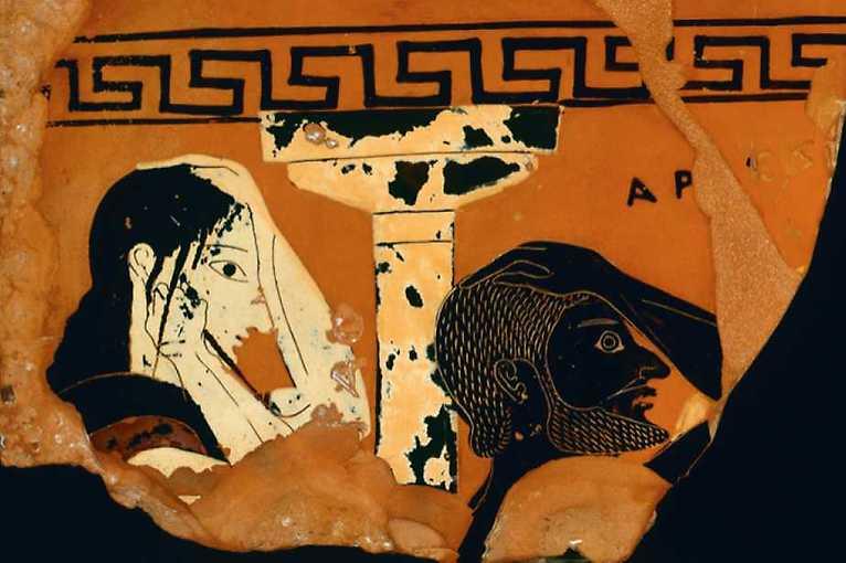 Trauer Und Trost: Mythen Und Riten In Der Antiken Kunst