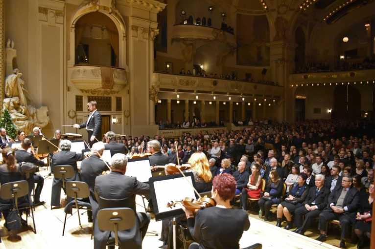 Bohemian Symphony Orchestra Prague – Best of Carmen and Dvořák