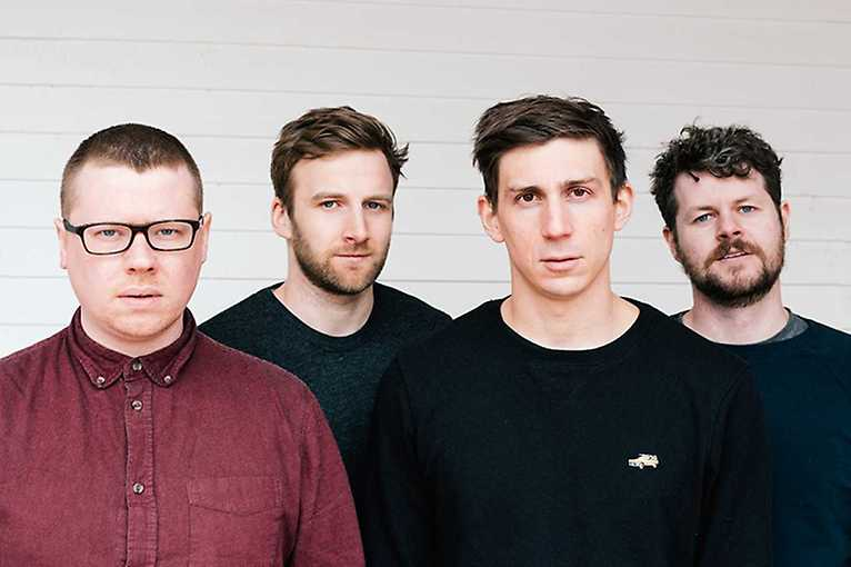 We Were Promised Jetpacks + support: Weakened Friends