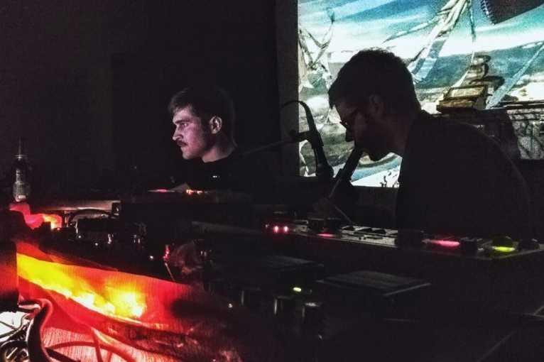 Les Halles + Magnétophonique + Piotr Kurek