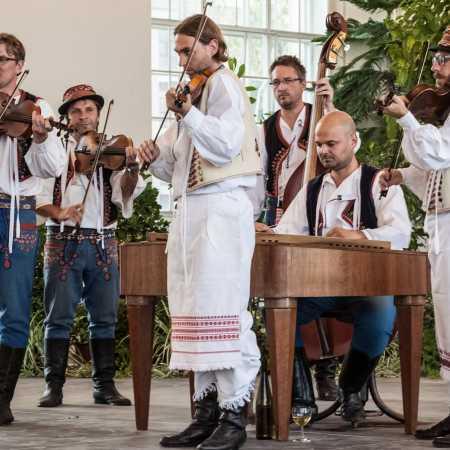 Horňácká muzika Petra Mičky