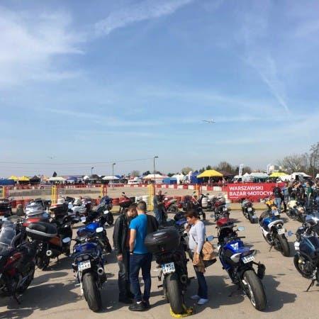Warsaw Motorcycle Bazaar