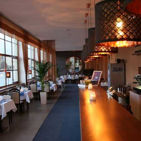 Restaurant Střelecký ostrov