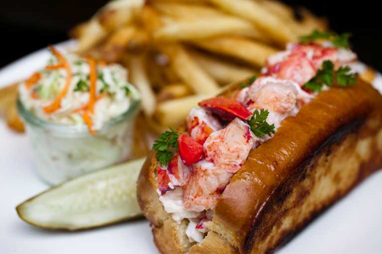 Lobster Sunday at Mr. HotDoG