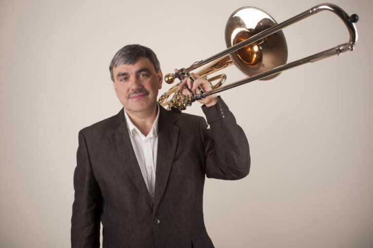 Zdzisław Stolarczyk – mistrovské kurzy Basový trombon
