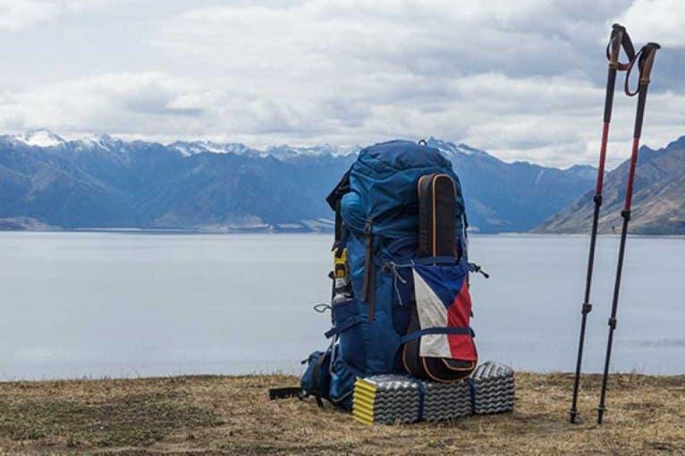 Nový Zéland pěšky