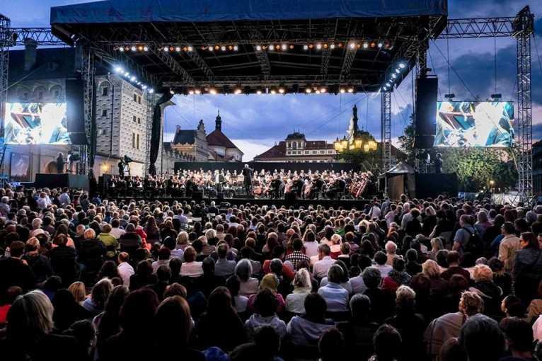 Czech Philharmonic – Open Air Concert 2019