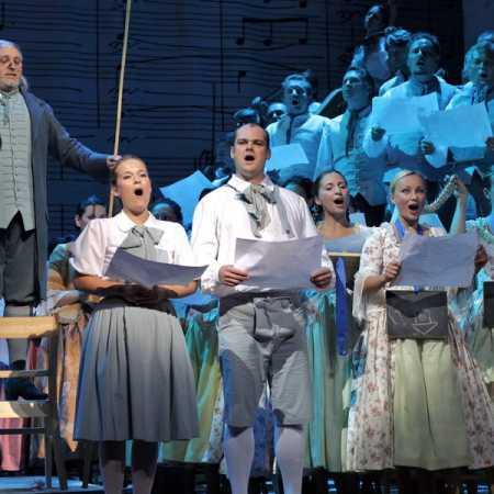 National Theatre Chorus - © Hana Smejkalová