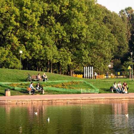 Park Pole Mokotowskie