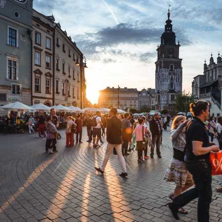 Cracow – various venues