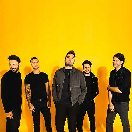 You Me At Six + support: Big Spring + Hot Milk
