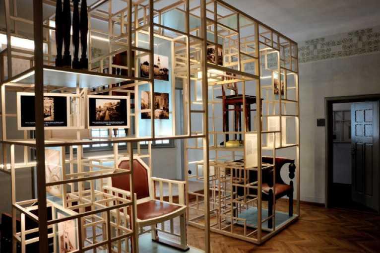Dušan Jurkovič: The Architect and His House