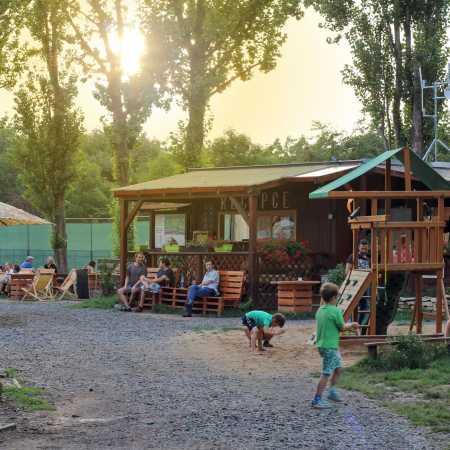 Prague Central Camp