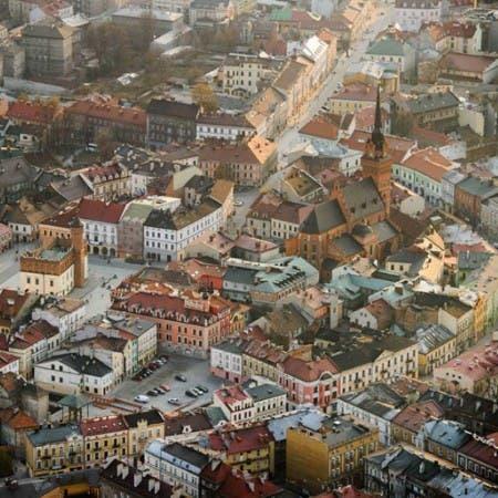 Przestrzeń Miejska - Tarnów